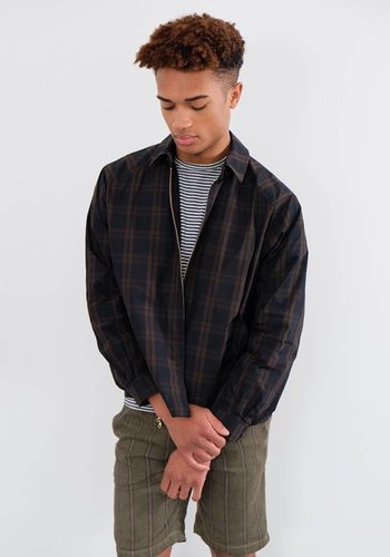 Chimala Swing Tartan Check Jacket