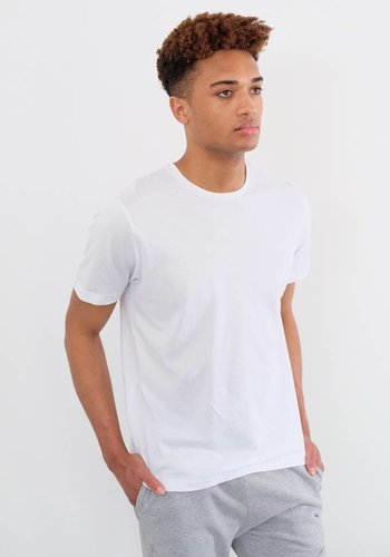 Sunspel Short Sleeve Pique T-Shirt