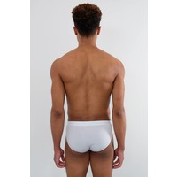 Pima Cotton Stretch Mid Brief