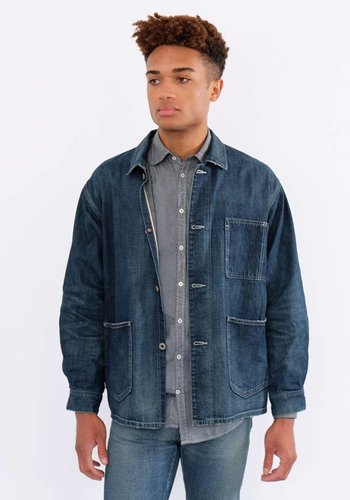 Chimala Denim Railroad Jacket
