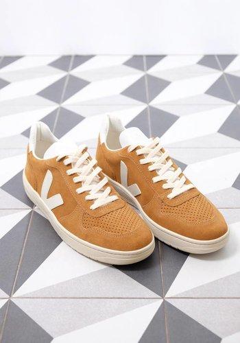 Veja V-10 Suede Sneaker