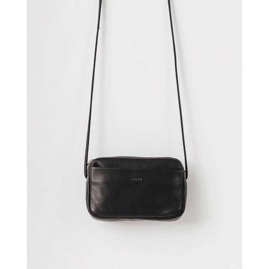 Leather Mini Zipper Purse