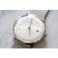 Max Bill Quartz Watch with Date