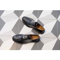 Stellina Black Vacchetta Shoe