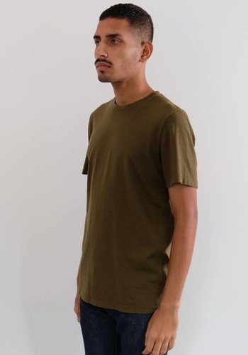 Jungmaven Supply Green Original Hemp Tee