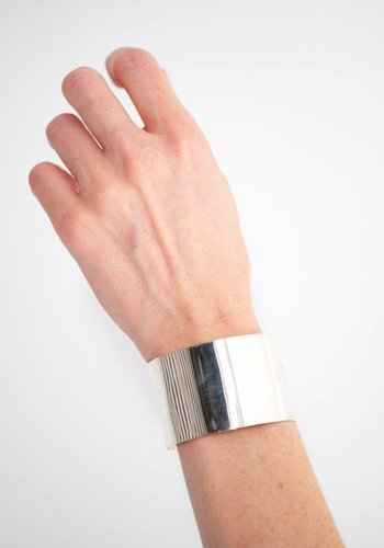 "Kristen Elspeth 1.5"" Cuff Bracelet"