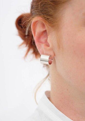Kristen Elspeth Armor Hoop Earrings