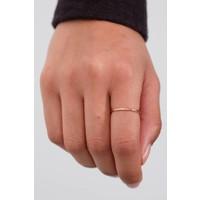 14k Yellow-Rose Shared Ring