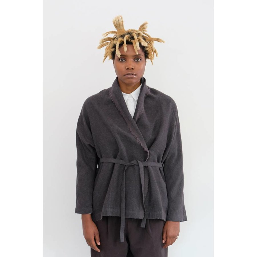 Selvage Line Dolman Jacket