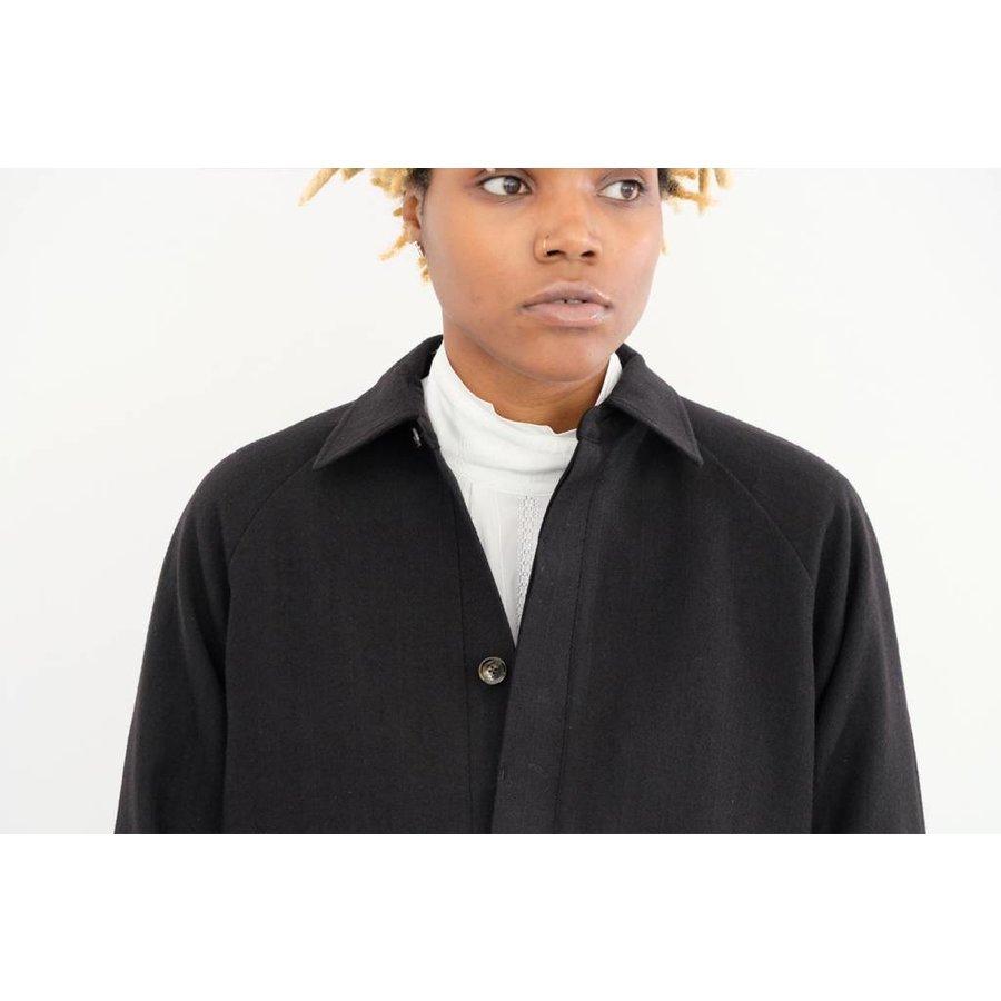 Wool Regimental Short Jacket