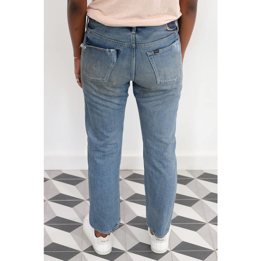 13.5 oz. Selvedge Tapered Jean