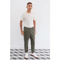 Washed Cotton Pant