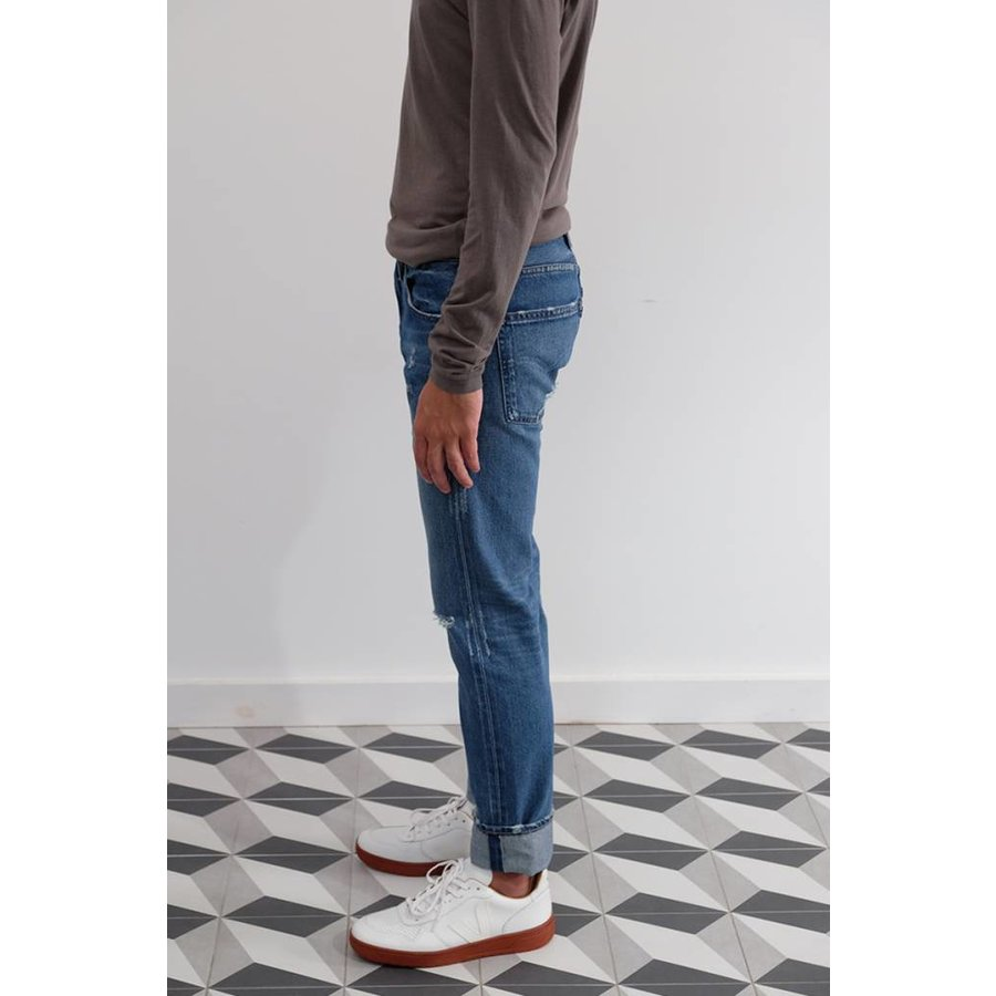 511 Slim Fit Torn Jeans