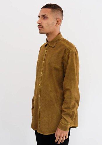 Massimo Alba Canary Woven Shirt