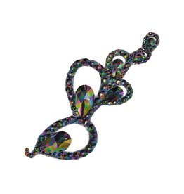 Tiana (dark rainbow)
