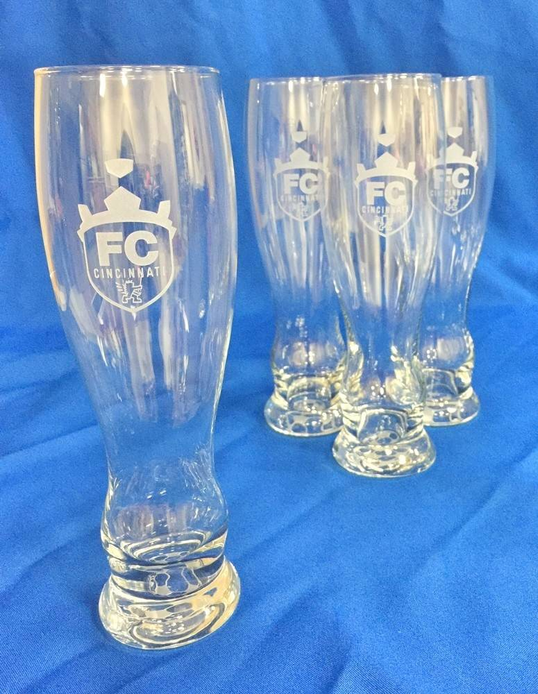 Tall Beer Glass Set- IN STORE ONLY