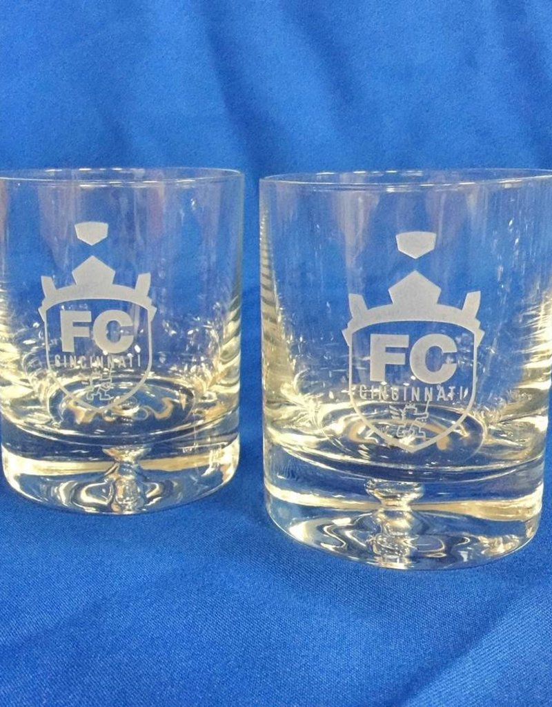 Rock Glass Set- IN STORE ONLY