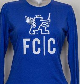 Women's Long Sleeve Lion FCC Tee