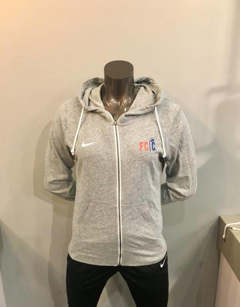 Nike Women's Gym Vintage Full Zip