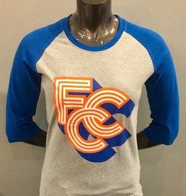 FCC Women's Raglan FCC Tee