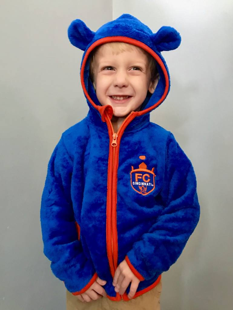 FCC Toddler Hoody