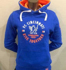 FCC Women's Diamond Rise Together Hoody