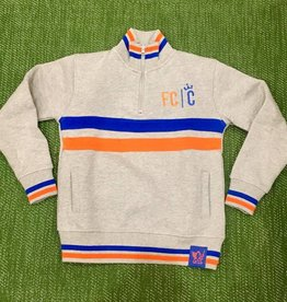 FCC FCC 1/4 Zip- Youth