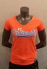 FCC Women's  FC Retro Tee