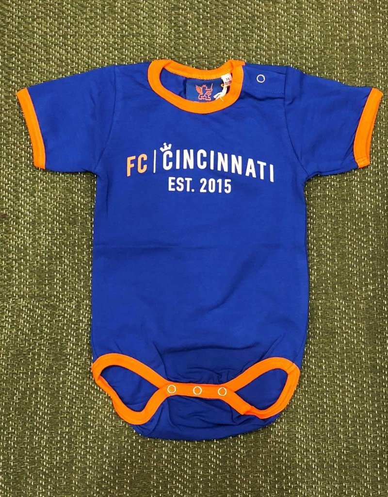 FCC FC Cincinnati Onesie
