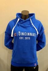 FCC Women's Cowl Neck Sweatshirt