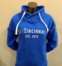 FCC Women's Cowl Neck Sweatshirt -More Colors Available