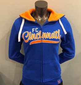 FCC Women's FC Retro Full Zip