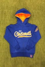 FCC FC Retro Full Zip- Youth
