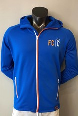 FCC Power Stretch Hooded Jacket