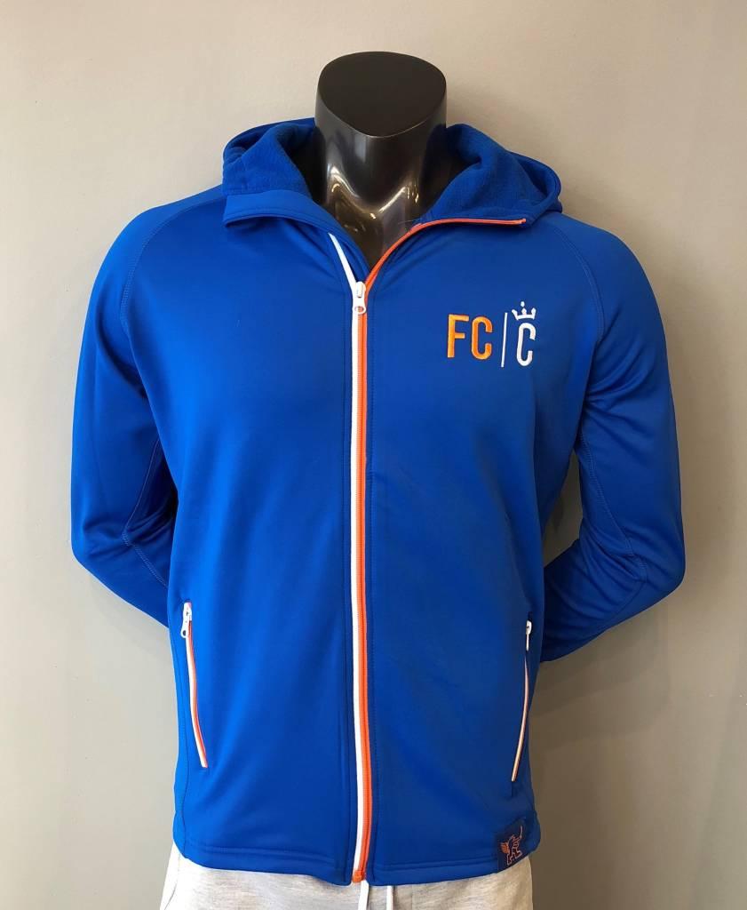 FCC Power Stretch Hooded Jacket