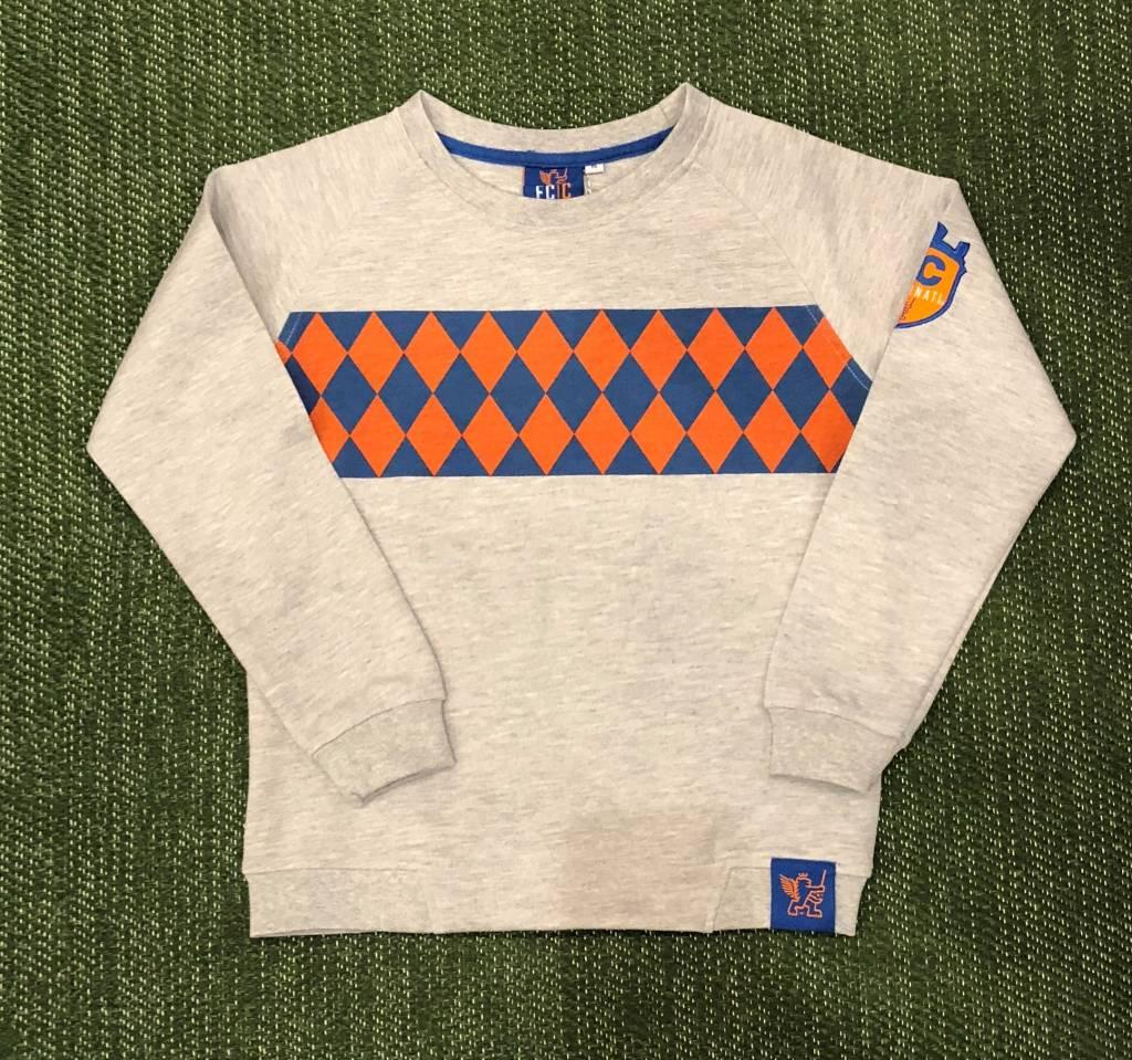 FCC Diamond Crew Neck Sweatshirt- Youth