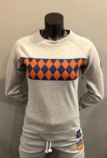 FCC Women's Diamond Crew Neck Sweatshirt