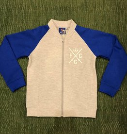 FCC Raglan Jacket- Youth