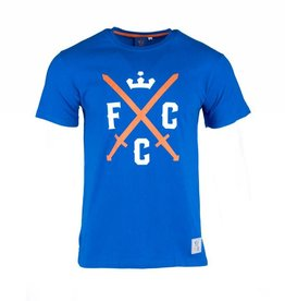 FCC Crossed Swords Tee -More Colors Available