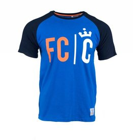 FCC Raglan Tee -More Colors Available