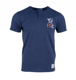 FCC Henley -More Colors Available