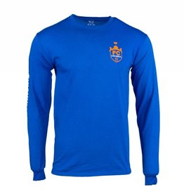 FCC Vertical Long Sleeve 2.0 -More Colors Available