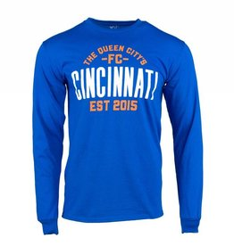 FCC Queen City Long Sleeve -More Colors Available