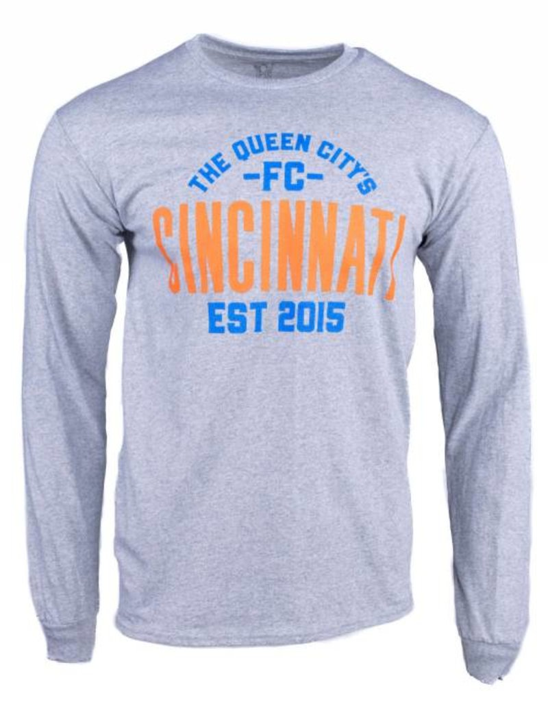 FCC Queen City Long Sleeve