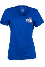 FCC Women's Queen City V-neck