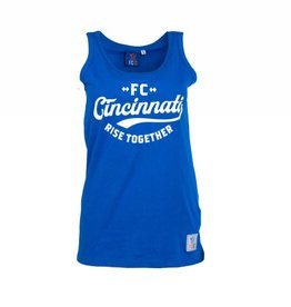 FCC Women's Retro Rise Together Tank -More Colors Available