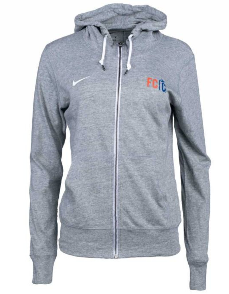 Nike Women's Gym Vintage Full Zip