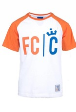 FCC Raglan Tee- Youth