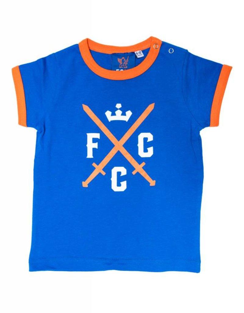 FCC Crossed Swords Toddler Tee