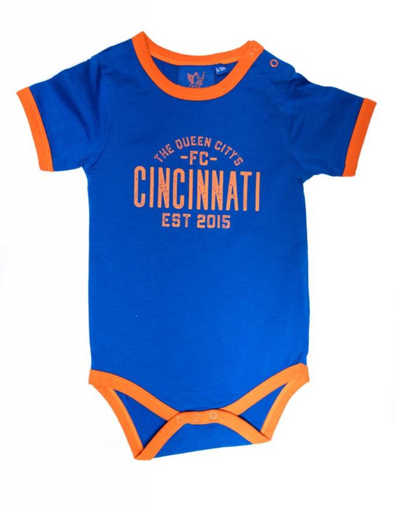 FCC Queen City Onesie